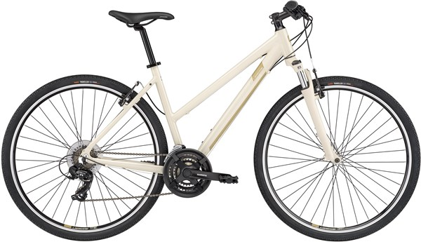 Image of Lapierre Cross 100 Womens  2017 Hybrid Bike