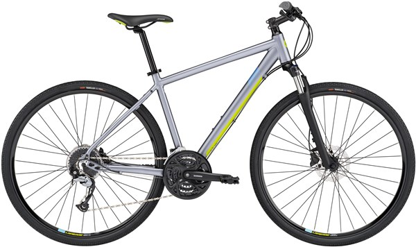 Image of Lapierre Cross 300 Disc  2017 Hybrid Bike