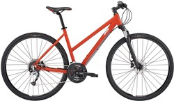Image of Lapierre Cross 300 Disc Womens  2017 Hybrid Bike
