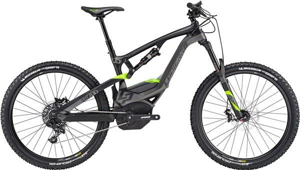 Image of Lapierre Overvolt AM 700 Carbon  2017 Electric Bike