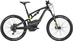Image of Lapierre Overvolt AM 700 Carbon  2017 Electric Mountain Bike