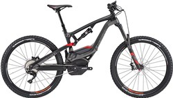 Image of Lapierre Overvolt AM 800 Carbon  2017 Electric Mountain Bike
