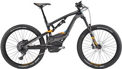 Image of Lapierre Overvolt AM 900+ Carbon  2017 Electric Mountain Bike