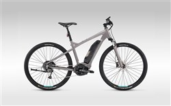Image of Lapierre Overvolt Cross 400  2017 Electric Bike
