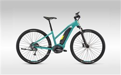 Image of Lapierre Overvolt Cross 800 Womens  2017 Electric Hybrid Bike