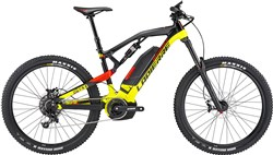 Image of Lapierre Overvolt SX 600  2017 Electric Mountain Bike