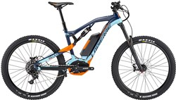 Image of Lapierre Overvolt SX 800  2017 Electric Bike