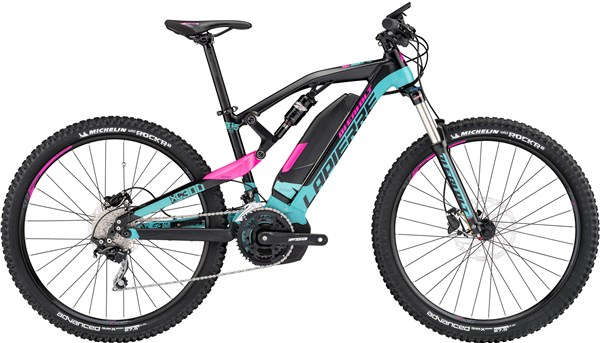 Image of Lapierre Overvolt XC 300 Womens  2017 Electric Bike
