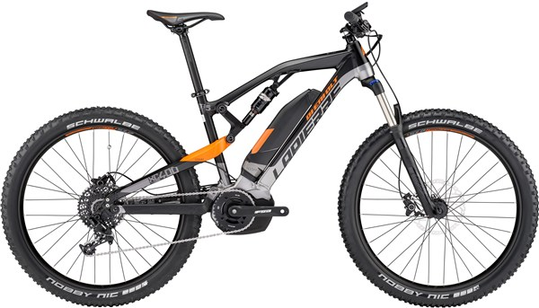Image of Lapierre Overvolt XC 400+  2017 Electric Bike