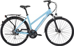 Image of Lapierre Trekking 200 Womens  2017 Hybrid Bike