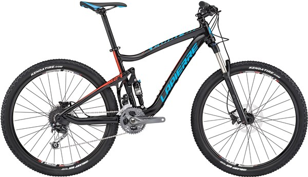 "Lapierre X-Control 127 27.5""  2017 Mountain Bike"