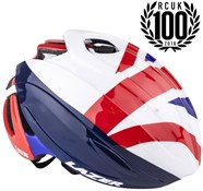 Image of Lazer Blade British Cycling Helmet 2017