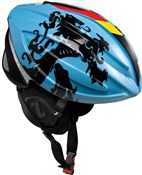 Image of Lazer Genesis Cross Limited Edition Road Helmet with Aeroshell 2014