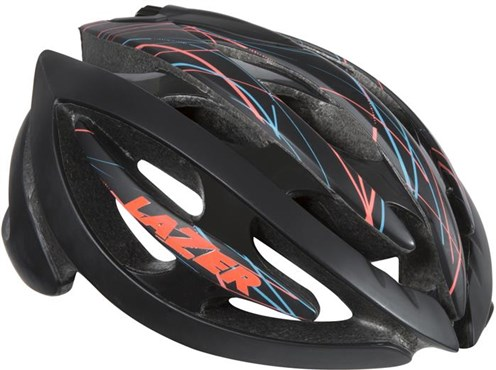 Image of Lazer Grace II LifeBeam - HRM Womens Cycling Helmet With ANT & Bluetooth 2016