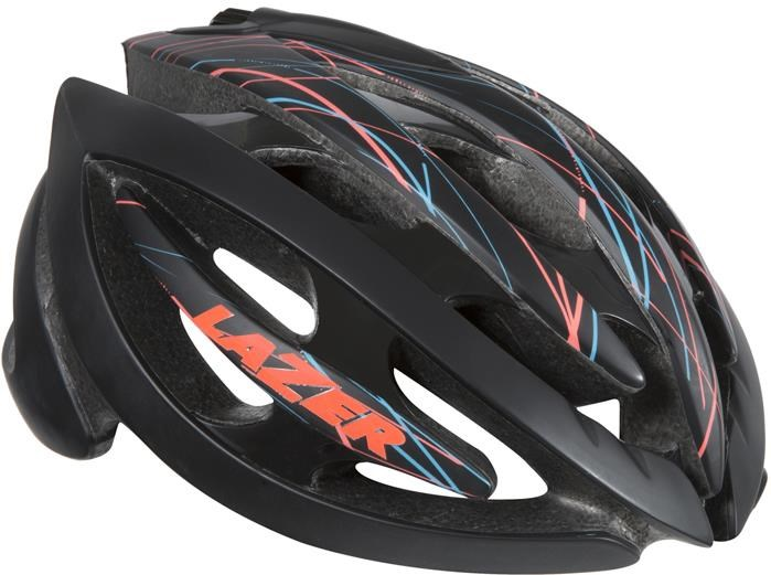 Lazer Grace II LifeBeam - HRM Womens Cycling Helmet With ANT & Bluetooth 2016