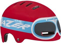 Image of Lazer Street Junior BMX/Skate Cycling Helmet