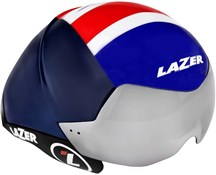 Image of Lazer Wasp Air British Cycling Time Trail Helmet 2015