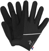 Image of Le Coq Sportif Resson Long Finger Cycling Gloves