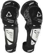 Image of Leatt Knee and Shin Guard 3DF Hybrid Junior