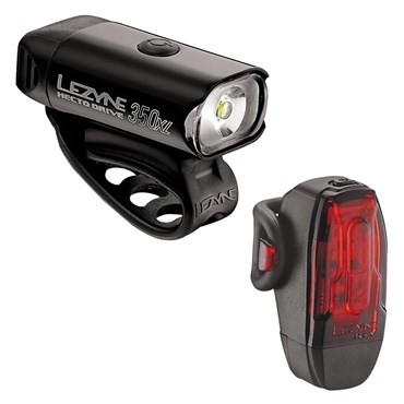 Image of Lezyne Hecto Drive 350XL/KTV USB Rechargeable Light Set