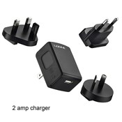 Image of Lezyne International 2A USB Charging Kit