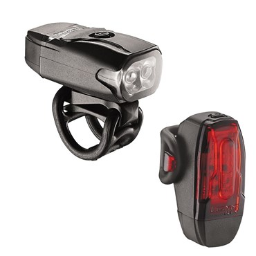 Image of Lezyne KTV2 Drive LED USB Rechargeable Front/Rear Light Set