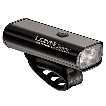 Image of Lezyne Macro Drive 800XL USB Rechargeable Front Light