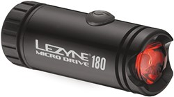 Image of Lezyne Micro 180 Rear Light