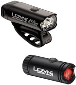 Image of Lezyne Micro Drive 450XL/Micro USB Rechargeable Light Set