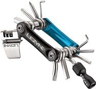 Image of Lezyne Rap 15 Co2 Multi Tool