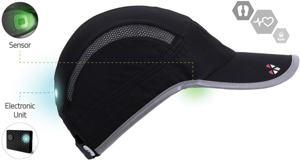 Image of LifeBEAM Hat With ANT and Bluetooth 4.0