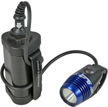 Image of Light and Motion Stella 500 Rechargeable Bike Light System