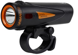 Image of Light and Motion Urban 850 Trail Fast Charge Rechargeable Front Light