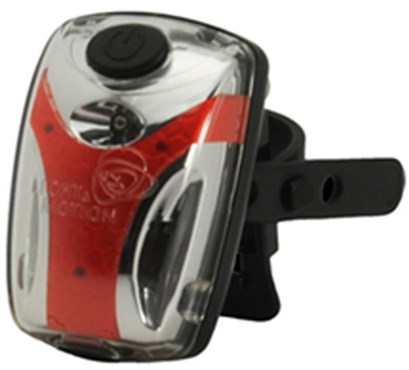 Light and Motion Vis 180 Micro Rechargeable Rear Light System