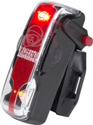 Image of Light and Motion Vis 180 Rechargeable Rear Light