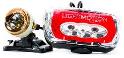 Image of Light and Motion Vis 360 Plus Rechargeable Light System Set