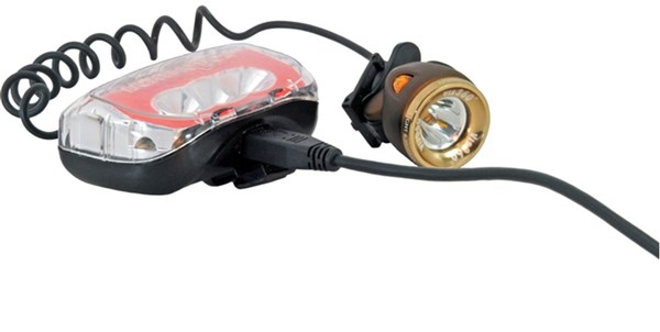 Image of Light and Motion Vis 360 Rechargeable Light System Set