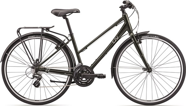 Image of Liv Alight 2 City Womens  2017 Hybrid Bike