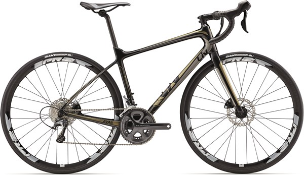 Image of Liv Avail Advanced 1 Womens  2017 Road Bike