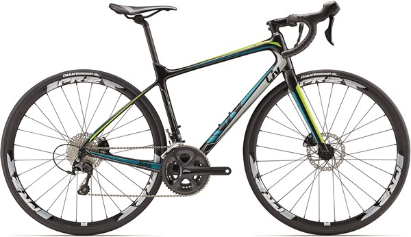 Image of Liv Avail Advanced 2 Womens  2017 Road Bike