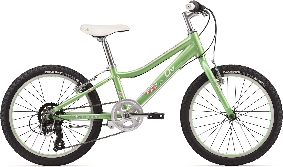 Liv Enchant Lite 20w Girls 2017 Kids Bike