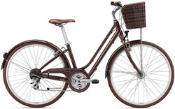 Image of Liv Flourish 2 Womens 2018 Hybrid Bike
