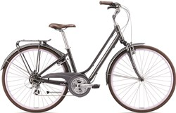Image of Liv Flourish FS 2 Womens  2017 Hybrid Bike