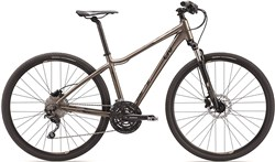 Image of Liv Rove 1 Disc Womens  2017 Hybrid Bike