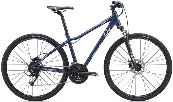 Liv Rove 2 Disc Womens 2018 Hybrid Bike