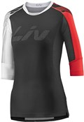 Image of Liv Tangle 3/4 Sleeve Womens Off-Road Jersey AW17