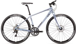 Image of Liv Thrive 0 Disc Womens  2017 Flat Bar Road Bike