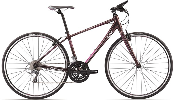 Image of Liv Thrive 3 Womens  2017 Flat Bar Road Bike