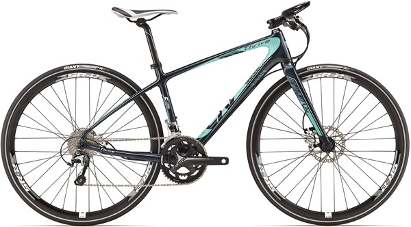 Image of Liv Thrive CoMax Disc Womens  2017 Flat Bar Road Bike