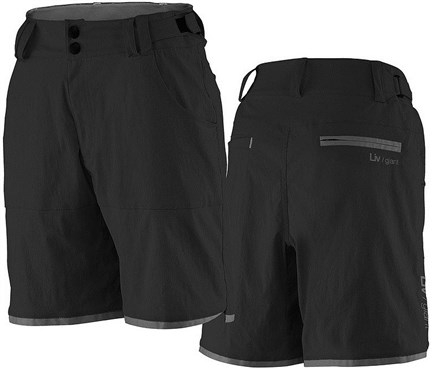 Image of Liv Womens Activo Baggy Cycling Shorts